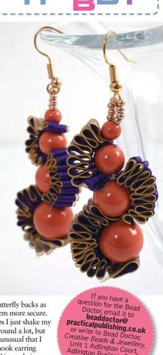 #ClippedOnIssuu from Creative Beads and Jewellery 14