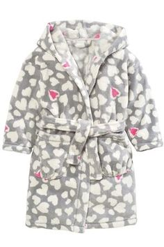 Buy Grey Heart Robe from the Next UK online shop Fall Winter, Autumn, Next Uk, Uk Online, Online Shopping, Grey, Heart, Stuff To Buy, Fashion