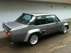 Fiat 131 Old Sports Cars, Sport Cars, Race Cars, Weird Cars, Cool Cars, Fiat 500, Automobile, Fiat Cars, Lancia Delta