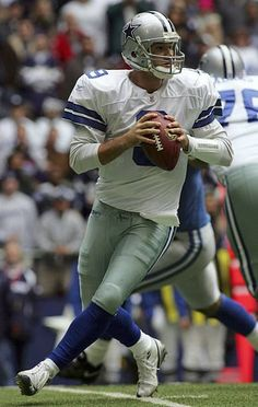 Quarterback Tony Romo of the Dallas Cowboys drops back to pass against the Detroit Lions at Texas Stadium on December 31 2006 in Irving Texas Texas Stadium, Dallas Cowboys Images, Stock Pictures, Stock Photos, Irving Texas, Cowboy Images, Cowboys Vs, Tony Romo, Detroit Lions