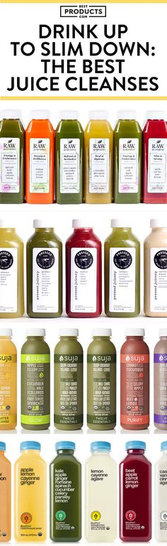 The 12 Best Juice Cleanses to Start Off the New Year Right Juice - best of blueprint cleanse foundation