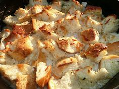 Lots of great dutch oven recipes for camping or backyard cooking.