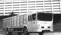 OG | 1960 Lancia Esatau |Truck design proposal from Vignale