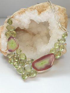 Green Amethyst Collar 2