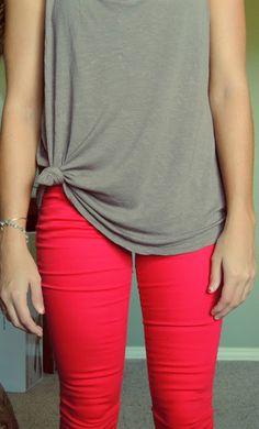 the jean color