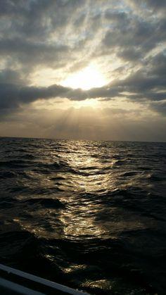 The ocean is amazing