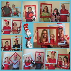 Dr. Suess Birthday party ideas | Modern Mommy MustHaves: Our Dr. Seuss 1st Birthday Party...