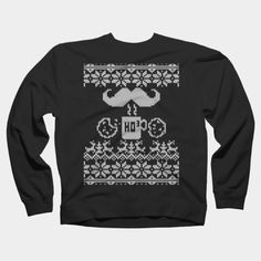Santa Snack Ugly Christmas Sweater Style Crewneck By Garaga Design By Humans