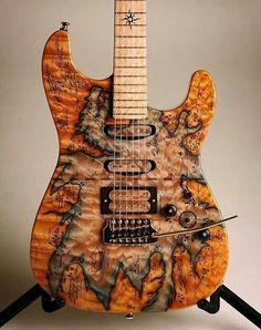 psychoactivelectricity: Thorn Guitars