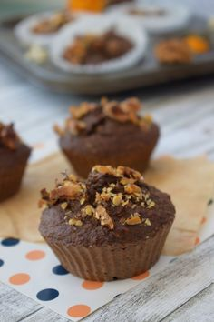 Muffin, Yummy Food, Breakfast, Recipes, Banana, Morning Coffee, Delicious Food, Recipies, Muffins