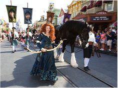 Merida: 11e et nouvelle Princesse Disney sur fond de polémique de redesign