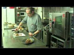 Une Recette de Gérald Fuster : Tartine de pied de cochon au foie gras