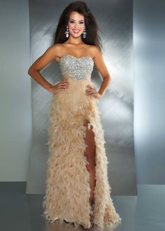 Feather Prom