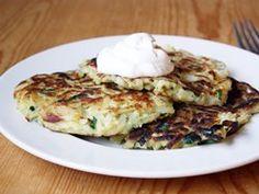 German Potato Pancakes Yum!