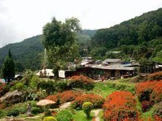 Mountains in Thailand ~ 2009