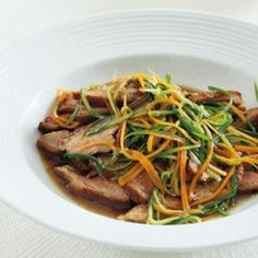 Thai curry spiced duck with sweet-and-sour dressing Thai Curry Paste, Curry Spices, Just Cooking, Special Recipes, Main Meals, Tray Bakes, Food To Make, Dressing