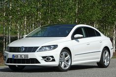 Volkswagen unveils CC R-Line, available late 2012 in U.S.