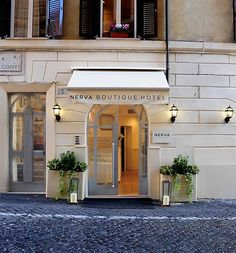 Hotel Nerva, Rome, Italy Boutique Hotel*****