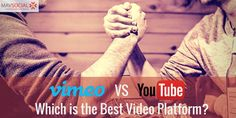 Vimeo vs YouTube: Which Video Platform is Right For You? I shall try both...Tell me more, I want to know: Dr Mona Chew