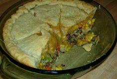 Awesome Veggie Pot Pie
