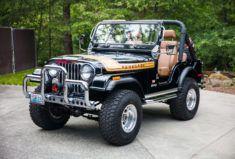 1976 Jeep Cj 5 Renegade Jeep Cj Jeep Cj5 Jeep