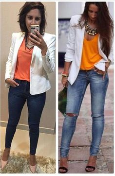 10 Handsome Hacks: Fashion Tips Body bigsize fashion plus size.Fashion Tips For . 10 Handsome Hacks: Fashion Tips Body bigsize fashion plus size.Fashion Tips For Women Accessories f Casual Work Outfits, Business Casual Outfits, Work Attire, Classy Outfits, Cute Outfits, Blazer Fashion, Hijab Fashion, Fashion Outfits, Fashion Tips