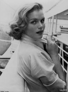"""Lee Remick, 1957  …for """"A Face in the Crowd"""""""