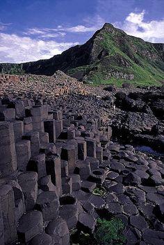 Giants Causeway - Northern Ireland by ©miguel valle de figueiredo, via Flickr