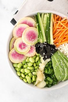 Deconstructed Sushi Bowl | 10 Easy And Delicious One-Bowl Meals You Need To Eat ASAP
