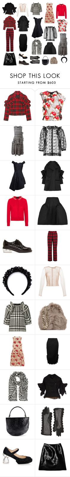 """ELECTRIC FALL"" by stephanie-nina ❤ liked on Polyvore featuring mode et Simone Rocha"