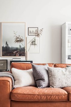 A Feminine Tomboy Living Room Inspiration, Interior Inspiration, Workspace Inspiration, Room Set, Living Room Decor, Gallery Wall, Wall Decor, Interior Design, Decoration