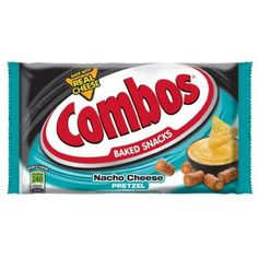 I'm learning all about Combos Nacho Pretzel Singles at @Influenster!