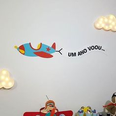 Miguel 1 ano voou #festaumanovoou #umanovoou #festabalao #festapipa #balao #pipa #nuvem #helicoptero #scrapfesta #festapersonalizada Housewarming Party, Baby Shower Fun, Baby Decor, 3rd Birthday, House Warming, Party Time, Cardmaking, Baby Boy, Thing 1