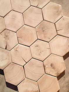 Ähnliche Artikel wie Hexagon End Grain Hardwood Flooring Mosaic Blocks square foot lot) auf Etsy Best Picture For bamboo flooring laminate For Your Taste You are looking for something, and it is Wood Block Flooring, End Grain Flooring, Types Of Wood Flooring, Wood Blocks, Hardwood Floors, Dark Flooring, Floor Tile Grout, Floor Colors, Woodworking Furniture