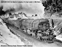 sort of says it all for those us who loved the Grande's Steam Engine, Steam Locomotive, Rio Grande, Model Trains, Roads, Planes, Past, Colorado, Engineering