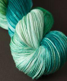 Tricksy Knitter - Merino & Silk Knitting Kit - Holly