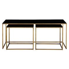 Buy Content by Conran Coffee Table and 2 Side Tables Online at johnlewis.com