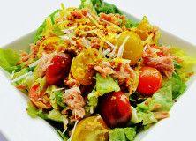 Salata de ton  www.aromazen.ro
