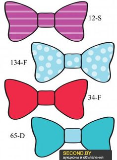 Printable children  Photo Booth Props  bow