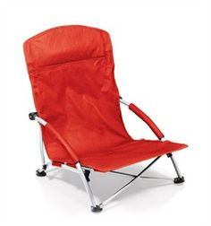 Heavy Duty Portable Beach Chair