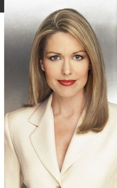 Christi Paul. Jones always tells me I need to get my hair ready for news. Maybe this?