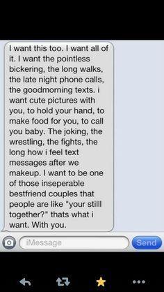 Cute Things To Send Your Boyfriend