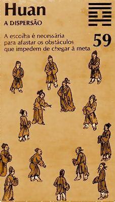 Hexagrammes 57-64 - www.paolacartotarotastro.fr Tao Te Ching, Yin Yang Significado, Yi King, Chinese Book, Oracle Cards, Spiritual Life, Love Can, Old Art, Tai Chi