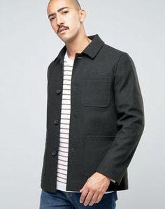 Stanley Adams Wool Rich Patch Pocket Coat