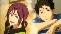 Rin and Sosuke