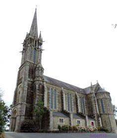 Notre-Dame-des-Portes. Châteauneuf du Faou, Bretagne-Finistère - Dept 29.