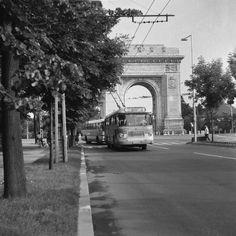 Profil Serban Lacriteanu - Bucurestiul meu drag Busses, Bucharest, Socialism, Romania, Profile
