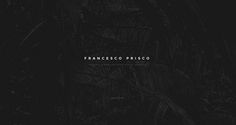 Prisco Francesco featured in 10 Best Portfolio Websites of July - http://www.obeymagazine.com/10-best-portfolio-websites-july/ #webdesign #portfolio #ux