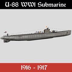 U88 WW1