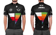 Time for a new jersey? Bike Wear, Cycling Wear, Cycling Outfit, Cycling Clothing, Women's Cycling Jersey, Cycling Jerseys, Posh Clothing, Bike Style, Aurora